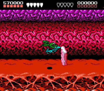 Battletoads_gameplay